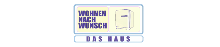 Wohnen nach Wunsch/Haus Logo