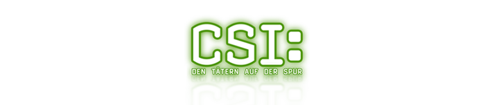 CSI: Den Ttern auf der Spur Logo
