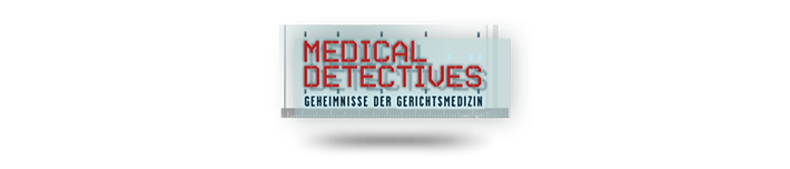 Medical Detectives Logo