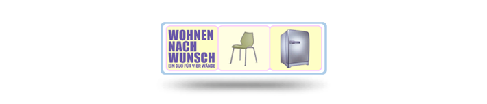 Wohnen nach Wunsch  / Duo Logo