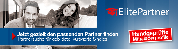 Singles mit hohen Ansprchen an die Liebe werden hier glcklich!