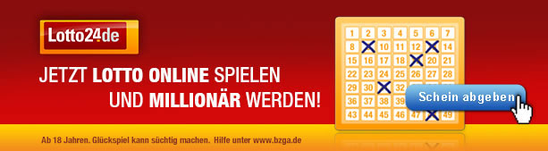 Spielen Sie jetzt bequem online Lotto.