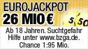 Knack den EuroJackpot