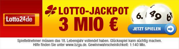 Spielen Sie jetzt bequem online Lotto.