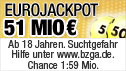 Knack den Euro-Jackpot