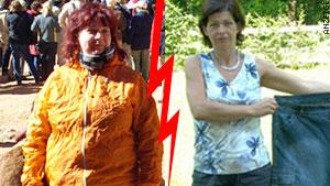 Gewichtverlust dank bewusster Ernährung
