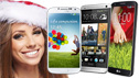 HTC One, LG Optimus G2 oder Galaxy S4