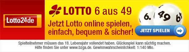 Jetzt noch schnell staatliches Lotto spielen!