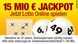 Deutschland im Jackpot-Fieber