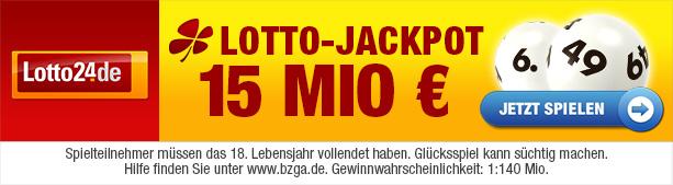 Jetzt lohnt es sich richtig: Der Mega-Jackpot macht Sie reich!