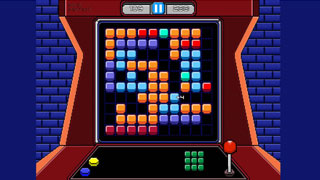 Kombiniere die Pixel perfekt auf dem Spielfeld und fülle die Lücken geschickt.