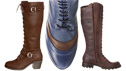 Stiefel-Trends Winter 2013