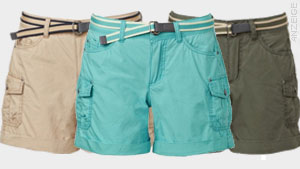 Must Have: Shorts im Loose Fit